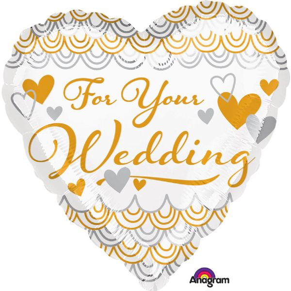 Standard For Your Wedding Heart